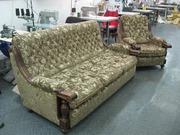 Профессионально восстановим вашу мягкую и корпусную мебель